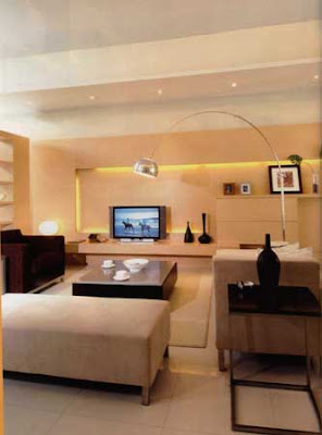 Arsitektur Interior Modern