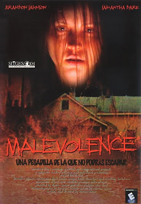 Watch Malevolence 2005 BRRip Hollywood Movie Online | Malevolence 2005 Hollywood Movie Poster