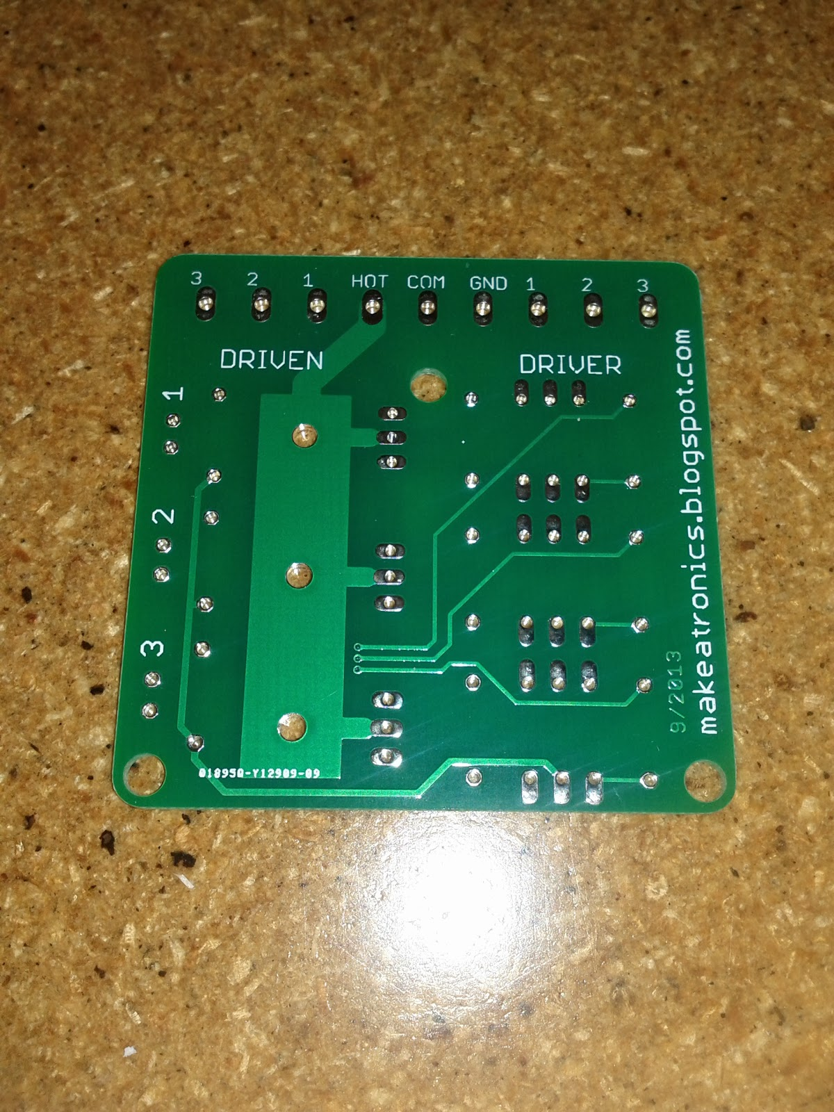 Makeatronics 24v Ac Solid State Relay Board Diy Circuit Schematic