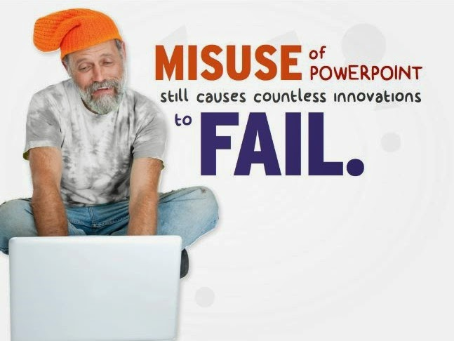 Death by PowerPoint and how to fix it