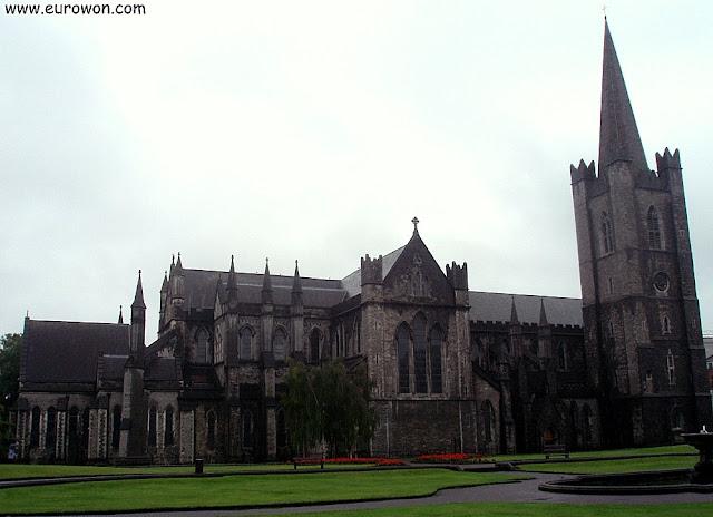 Catedral de San Patricio en Dublín