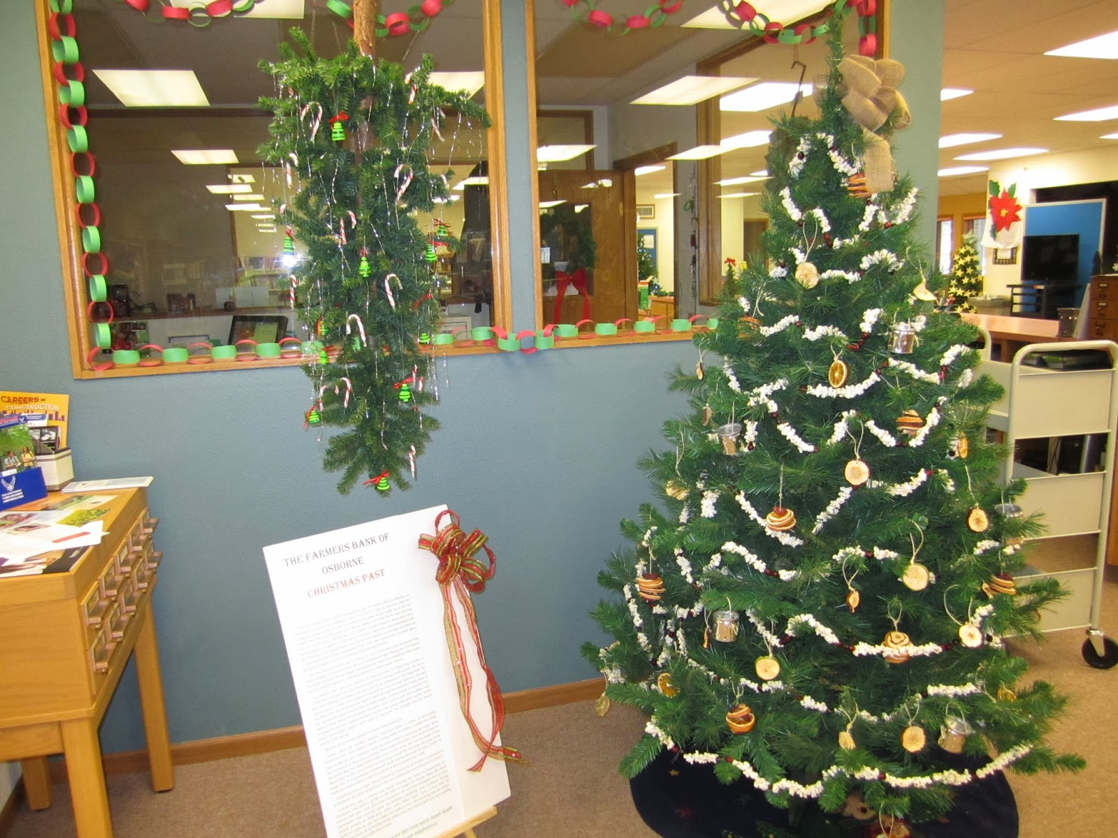 welcome to the osborne public library 2013 mcfadden tree forest