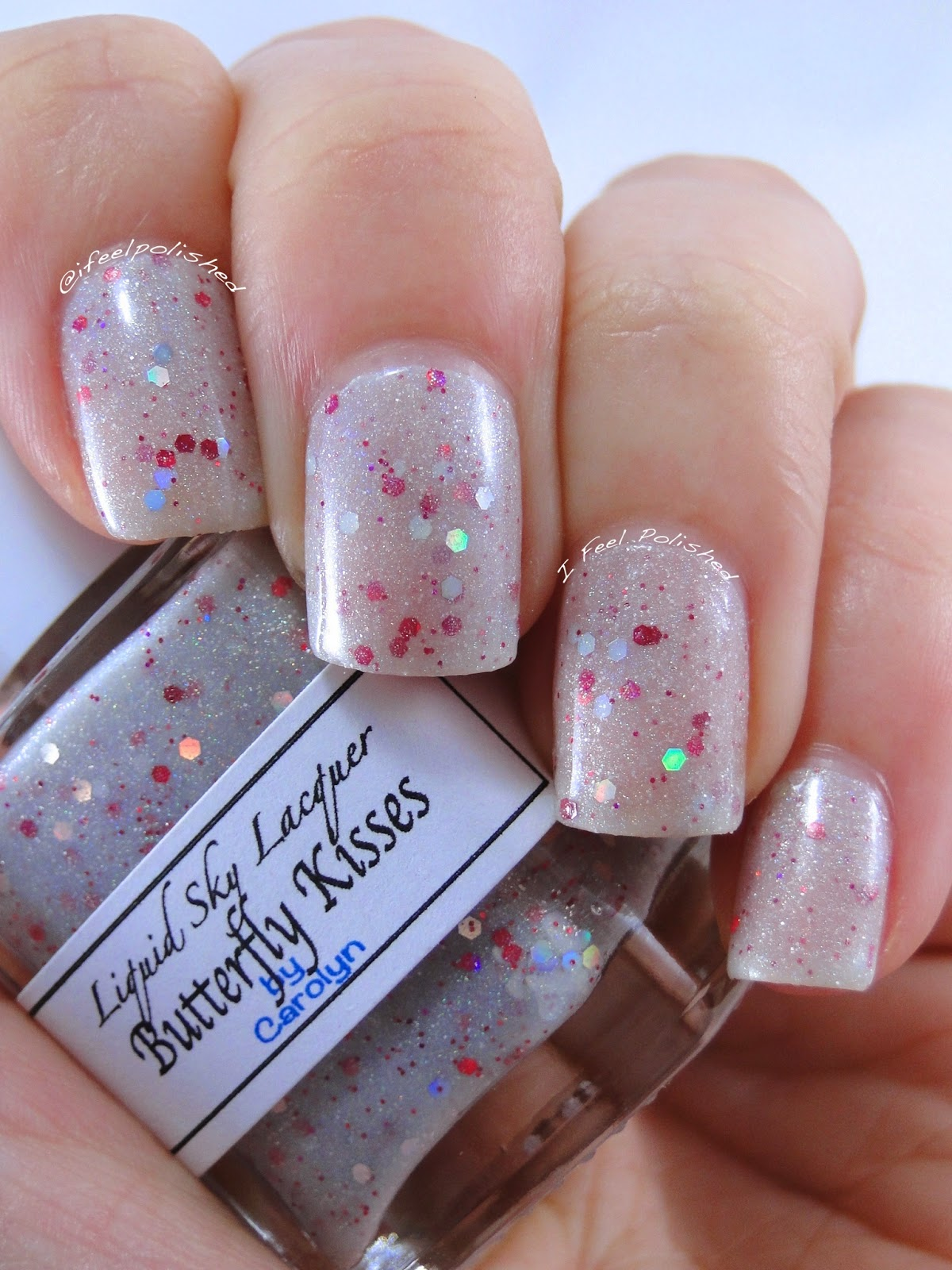 Liquid Sky Lacquer Butterfly Kisses