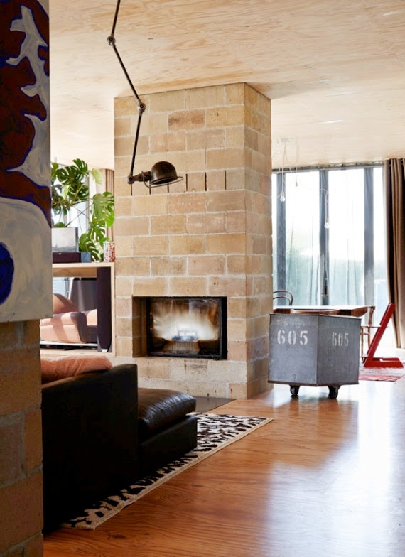 una casa ecológica cerca de Melbourne