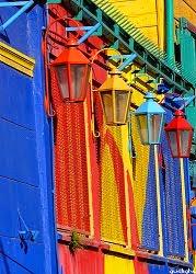 Los colores de La Boca