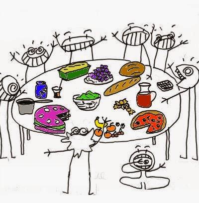Pays 39 en ville repas partag l 39 picerie du coing for Idee repas partage