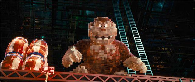 Donkey Kong Pixels