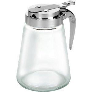 sirup, sirupskande, sirup pitcher
