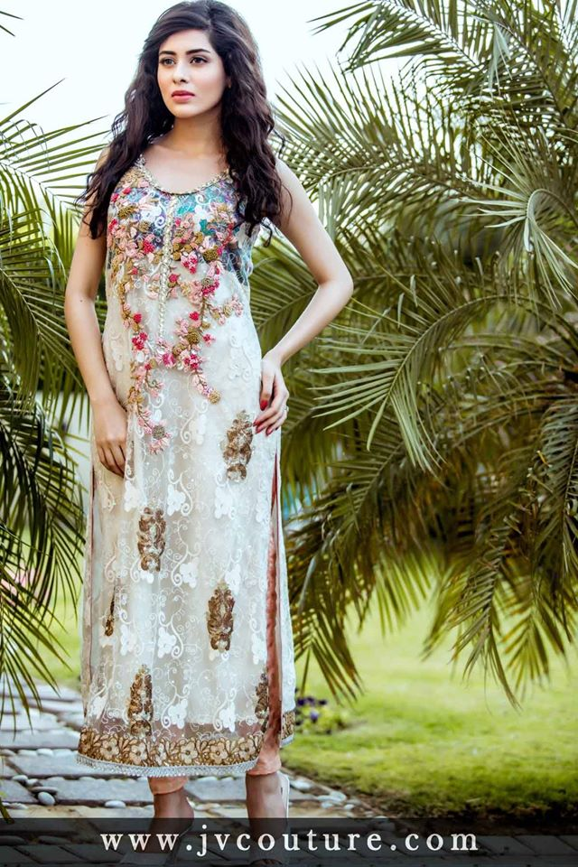 Perfect New Beautiful 2016 Pakistani Dresses Catalog For Girls