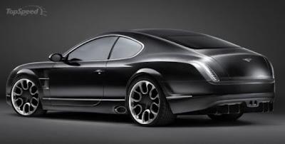 2015-Bentley-Turbo-R-Rear-View