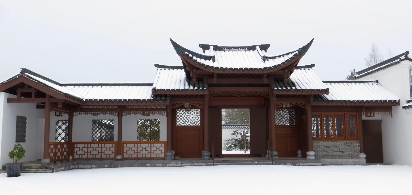a garden transformed seattle chinese garden 西华园