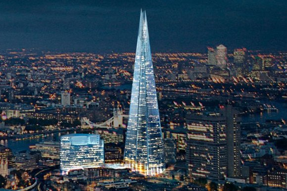 UK tallest building open to tourist attraction and to the public
