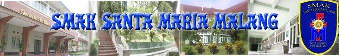 SMAK SANTA MARIA MALANG