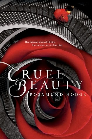cruel beauty by rosamund hodge book cover