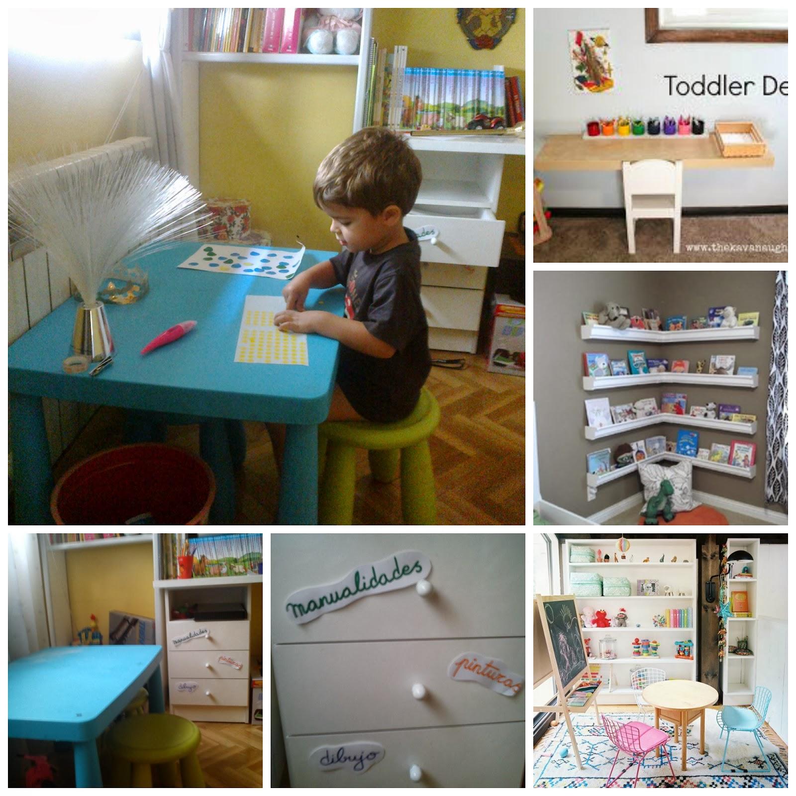 educaldia: montessori en casa