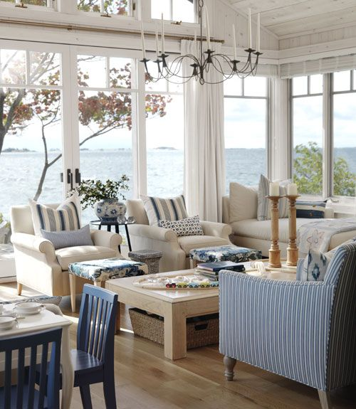 Coastal Style: Relaxed Hamptons Living