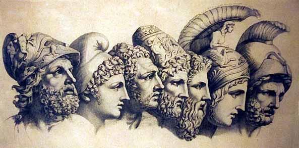 Mitos, Contos, Historia e coisas de outrora.