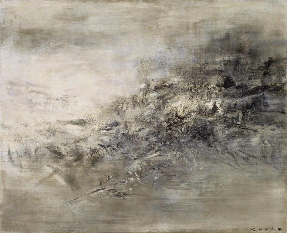 ZAO Wou-ki 15.05.60 1960