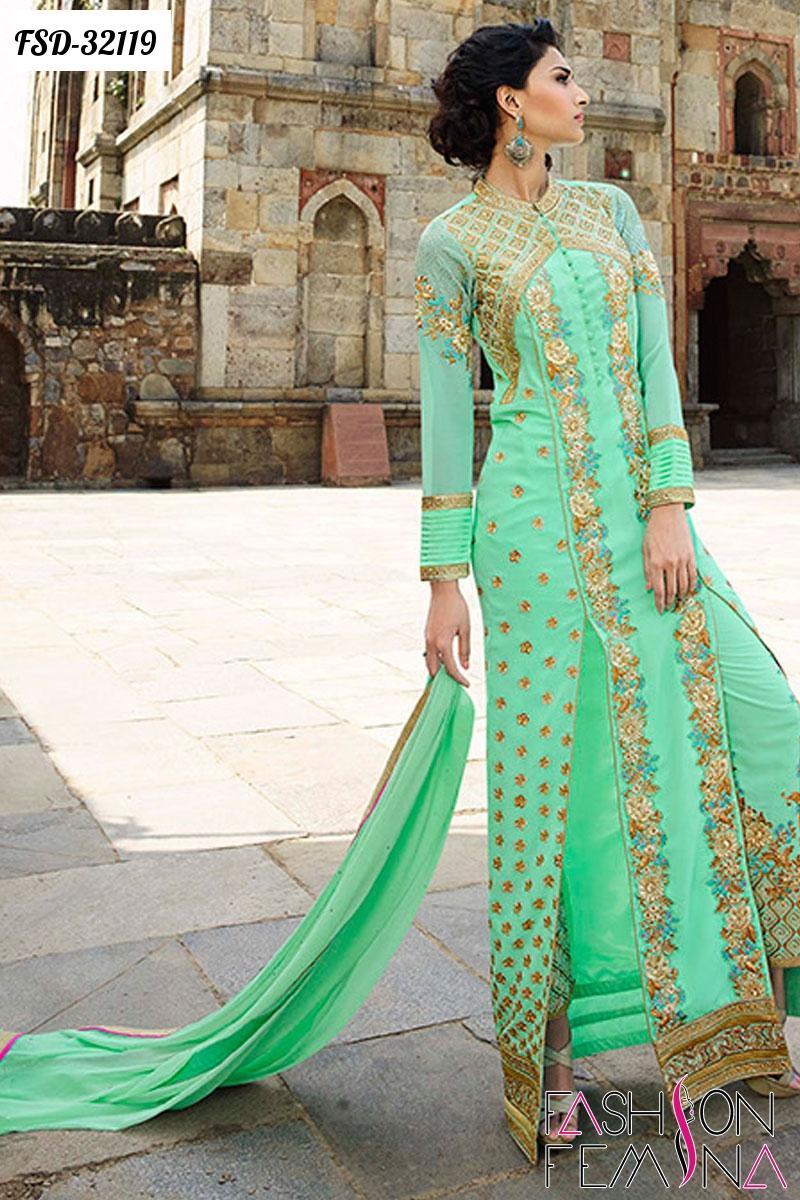 Top Indian Designer Party Salwar Kameez Online Shopping Collection 2016