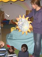 Monatsfeier Februar im Kindergarten