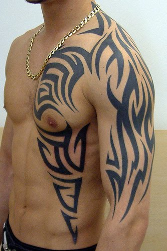 Significado das tatuagens tribais