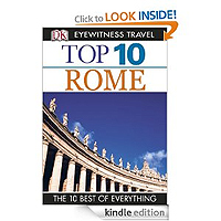 Eyewitness Top 10 Travel Guide Rome by Reid Bramblett