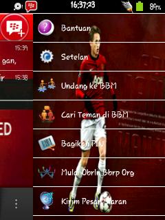 BBM Manchester United