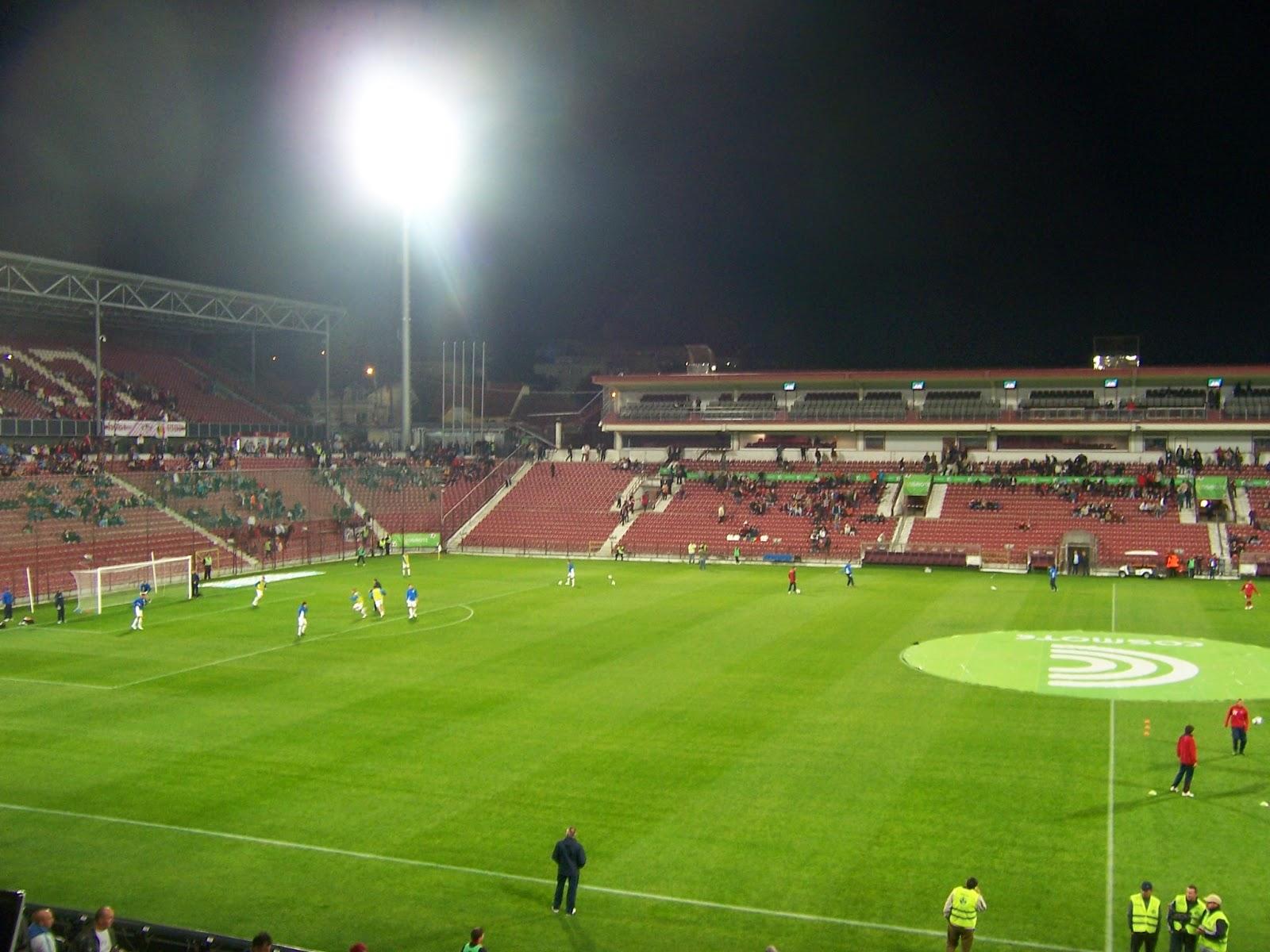 Estadio Dr. Constantin Rădulescu del Cluj CFR