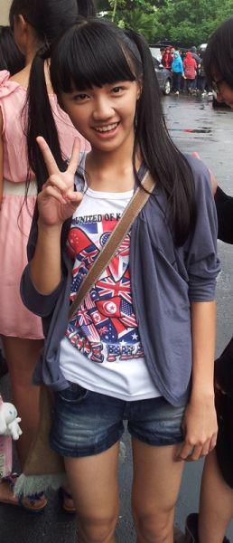 Cindy JKT48 saat sebelum di JKT48