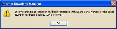IDM notification