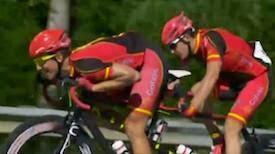 Noel Martín se proclama campeón del mundo de ciclismo adaptado