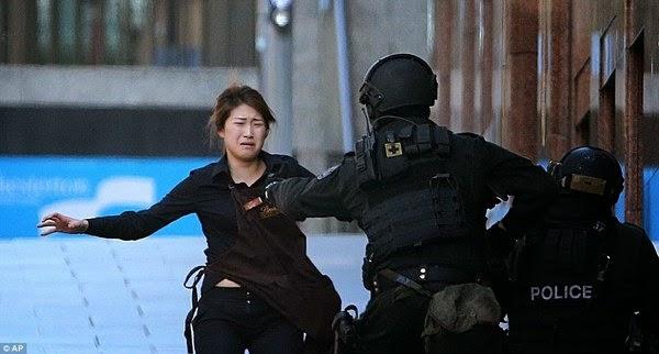Insiden Penculikan Bersenjata di Sydney Australia