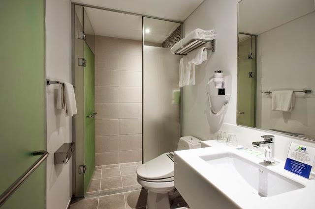 首爾乙支路假日酒店 - 浴室
