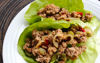 Style Lettuce Wraps Recipe - Korean Style | Healthy Vegetable Lettuce Recipe