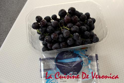 Sable Grapes