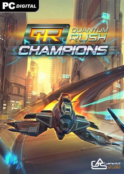 Quantum Rush Champions (2014) PC Games by http://jembersantri.blogspot.com