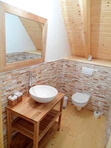 Toaleta nahoře