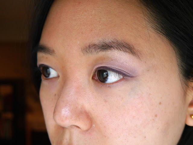 Dior 5 Couleur Designer 808 Purple Design swatch review