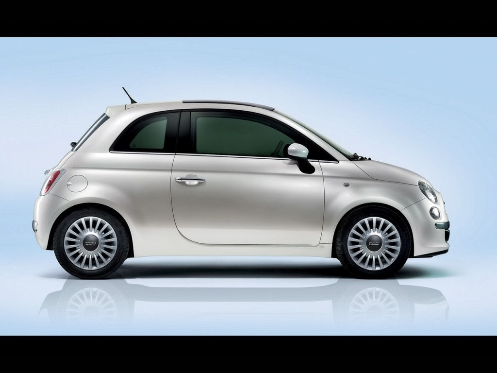 Fiat 500 Wallpapers #2015