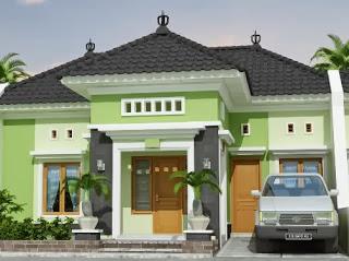 Desain Rumah Minimalis 1 Lantai Type 60