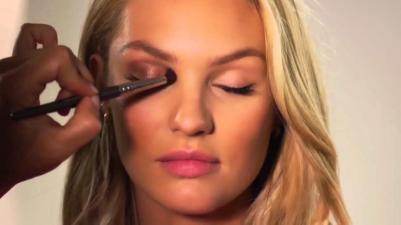 Candice swanepoel no makeup