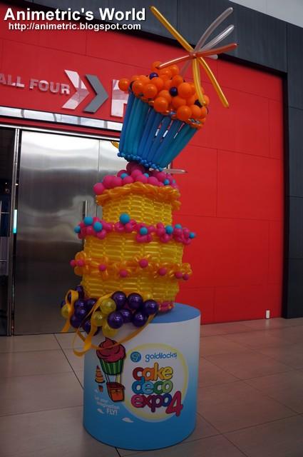 goldilocks cake deco expo 4 animetric s world