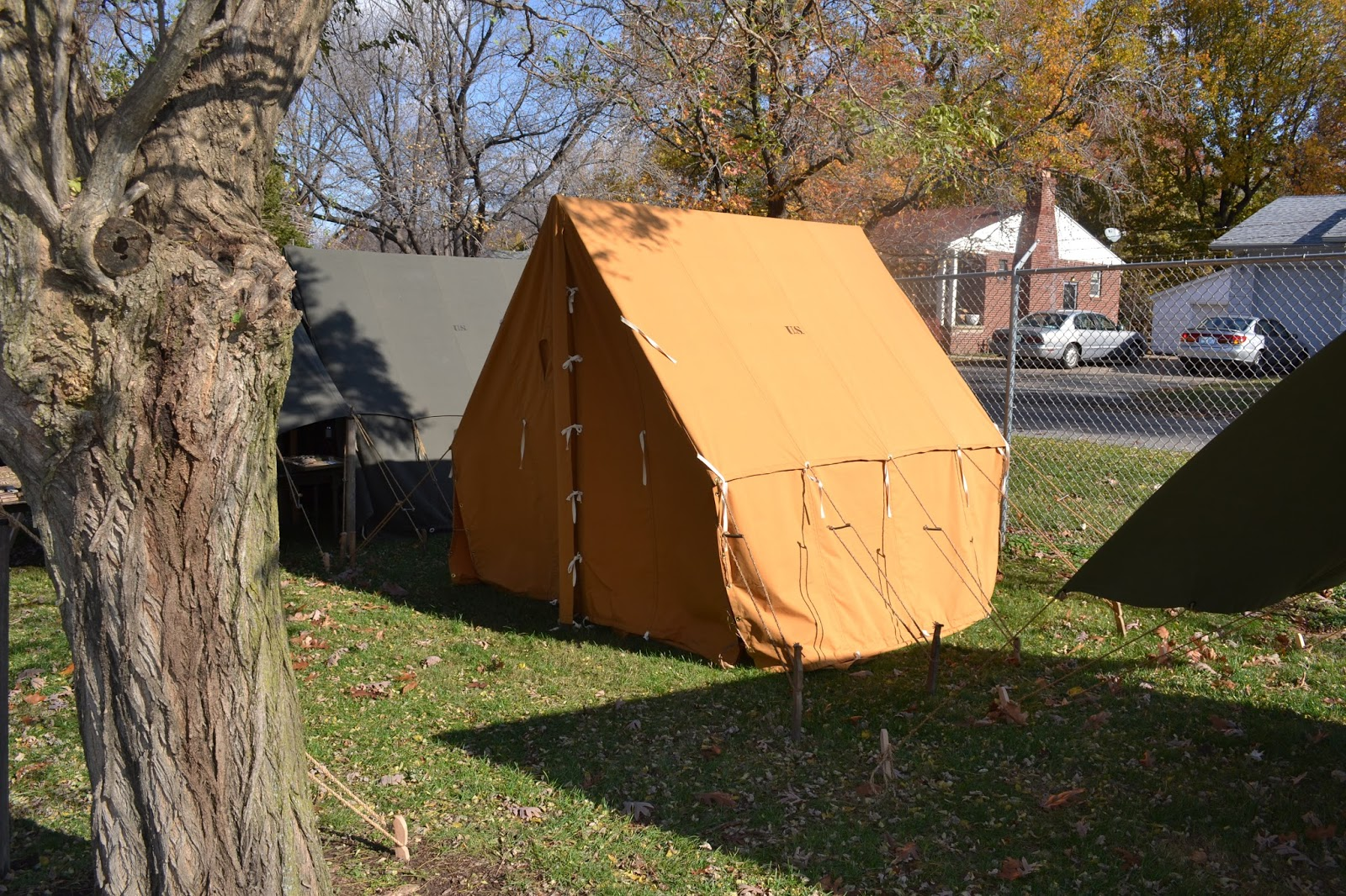 Used Party Tents For Sale >> World War One Tents for Sale from Armbruster | Armbruster ...
