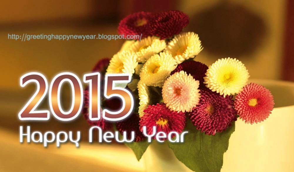 Happy New Year 2015 Best HD Wishing Cards