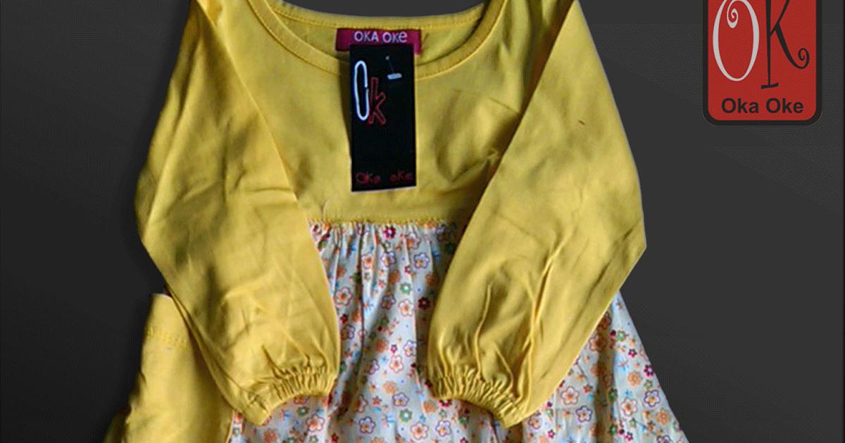 Gambar Baju Gamis Model Terbaru Produk Konveksi Oka Oke