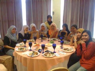 Hi-Tea ngan kwn at Hotel Selesa JB