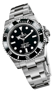 Montre Rolex Submariner référence 114060