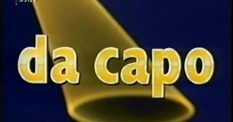 Belcantissimo youtube august everdings da capo interviews coloraturafan ist zur ck - Tutto da capo gemelli diversi ...
