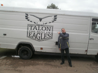 talon – the best of the Eagles Friday 8th of June – key theatre