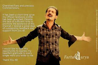 Afghan Singer Farhad Darya